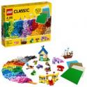 Deals List: 1504-Pcs LEGO Classic Bricks Bricks Plates 11717 Building Toy