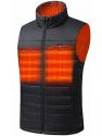 Deals List: Venustas Women's 3-in-1 Heated Jacket with Battery Pack, Ski Jacket Winter Jacket with Removable Hood Waterproof
