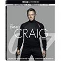 Deals List: 007 The Daniel Craig Collection 4K UHD + Blu-ray