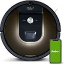 Deals List: iRobot Roomba 981 Robot Vacuum-Wi-Fi Connected Mapping, Works with Alexa, Ideal for Pet Hair, Carpets, Hard Floors, Power Boost Technology