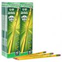 Deals List: TICONDEROGA Pencils, Wood-Cased, Unsharpened, Graphite #2 HB Soft, Yellow, 96-Pack (13872)