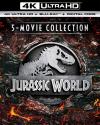 Deals List: Jurassic World 5-Movie Collection 4K Ultra HD Blu-ray