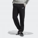 Deals List: adidas Essentials Men's 3-Stripes Fleece Pants (Black)