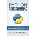 Deals List: Python Programming: A Beginners Guide to Learn Kindle eBook
