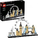 Deals List: LEGO Architecture London Skyline Collection 21034 Building Set Model Kit and Gift for Kids and Adults (468 Pieces)