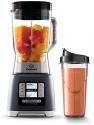 Deals List: Calphalon 2099742 ActiveSense 2 Liter Blender with Blend N Go Smoothie Cup, Gray