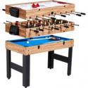 Deals List: MD Sports 48 Inch 3-In-1 Combo Game Table, 3 Games