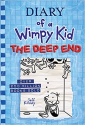 Deals List: The Deep End (Diary of a Wimpy Kid Book 15) Hardcover