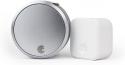 Deals List: August Smart Lock Pro (3rd Gen) + Connect Hub - Zwave, HomeKit & Alexa Compatible - Silver