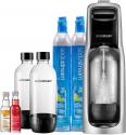 Deals List: SodaStream Jet Sparkling Water Maker, Bundle, Silver