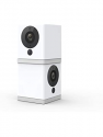 Deals List: Wyze Cam 1080p HD Indoor WiFi Smart Home Camera with Night Vision, 2-Way Audio, Works with Alexa & the Google Assistant, White, 1-Pack