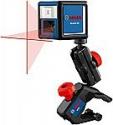Deals List: Bosch GLL25-10 30' Beam Self-Leveling Cross-Line Laser Level