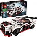 Deals List: LEGO Speed Champions Nissan GT-R NISMO 76896 (298 Pieces)