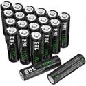 Deals List: 20PK EBL AA Rechargeable Batteries for Solar Lights 1100mAh