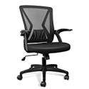 Deals List: QOROOS Mid Back Mesh Ergonomic Swivel Desk Office Chair
