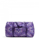 Deals List: Vera Bradley Packable Duffel Travel Bag