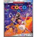 Deals List: COCO Blu-Ray + DVD + Digital