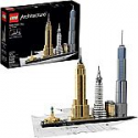 Deals List: LEGO Architecture New York City 21028, Skyline Collection, Building Blocks