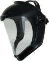 Deals List: Uvex Bionic Face Shield with Clear Polycarbonate Visor and Anti-Fog/Hard Coat (S8510)
