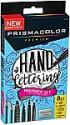 Deals List:  Prismacolor Premier Beginner Hand Lettering Set with Illustration Markers, Art Markers, Pencils, Eraser and Tips Pamphlet, 8 Count