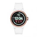 Deals List: PUMA Sport Smartwatch Lightweight Touchscreen with Heart Rate, GPS, NFC, and Smartphone Notifications