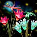 Deals List: Anpro Outdoor Solar LED Flower Garden Light
