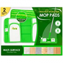 Deals List: 2 Pack Reusable Pads Compatible w/Swiffer Sweeper Mops