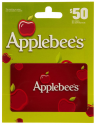 Deals List: $50 Applebee's Gift Card