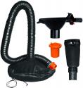 Deals List: WORX WG512 Trivac 2.0 Electric 12-amp 3-in-1 Vacuum Blower/Mulcher/Vac, Black and Orange