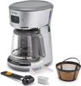 Deals List: Mr. Coffee Espresso and Cappuccino Maker | Café Barista , Silver
