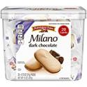Deals List: Pepperidge Farm Milano Dark Chocolate Cookies, 15 Ounce Multipack Tub, 20 Count, White