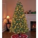 Deals List: Sylvania 7.5-ft One-Plug Cashmere Christmas Tree
