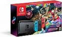 Deals List: Nintendo Switch™ w/ Neon Blue & Neon Red Joy-Con™ + Mario Kart™ 8 Deluxe (Full Game Download) + 3 Month Nintendo Switch Online Individual Membership