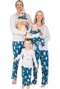 Deals List: Nite Nite Munki Munki Family Matching Winter Holiday Pajama Collection, Polar Bears