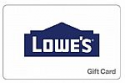 Deals List: Lowe's $100 Gift Card (digital delivery)