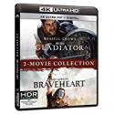 Deals List: Gladiator/Braveheart 2-Movie Collection 4K Digital