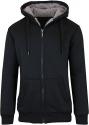 Deals List: Sherpa Lined Fleece Hoodies 2-Pack
