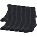 Deals List: Gildan mens Stretch Cotton Ankle Socks, 12-pack