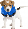 Deals List: BENCMATE Protective Inflatable Collar for Dogs and Cats - Soft Pet Recovery Collar Does Not Block Vision E-Collar