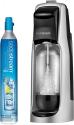 Deals List: SodaStream Jet Sparkling Water Maker, Kit w/60l Cylinder, Silver
