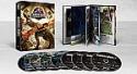 Deals List: Jurassic Park Collection 4K (DigiBook / 25th Anniversary Edition | Limited Edition / 4K Ultra HD + Blu-ray + Digital HD)