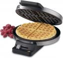 Deals List: Cuisinart WMR-CA Round Classic Waffle Maker, Silver, 1