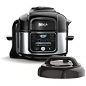 Deals List: Ninja OS101 Foodi 9-in-1 Pressure Cooker and Air Fryer with Nesting Broil Rack, 5-Quart Capacity, and a Stainless Steel Finish