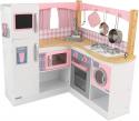 Deals List: KidKraft Wooden Grand Gourmet Corner Play Kitchen Play Set