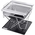 Deals List: Pure Outdoor by Monoprice Stainless Steel Folding Charcoal Grill