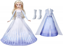 Deals List: Disney's Frozen 2 Elsa's Transformation Fashion Doll with 2 Outfits and 2 Hair Styles, Toy Inspired by Disney's Frozen 2