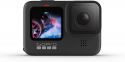 Deals List: GoPro HERO9 Black - Waterproof Action Camera with Front LCD and Touch Rear Screens, 5K Ultra HD Video, 20MP Photos, 1080p Live Streaming, Webcam, Stabilization
