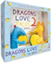 Deals List: Dragons Love Tacos Book and Toy Set Hardcover