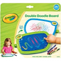 Deals List: My First Crayola Double Doodle Board, Drawing Tablet, Toddler Toy, Gift