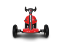 Deals List: Rollplay Flex Kart 6-Volt Folding 2MPH Ride-on Vehicle Toy with Rubber Traction Strips for Boys and Girls 2 to 5, Red